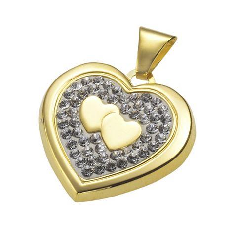 Medaillon Swarovski Kristalle