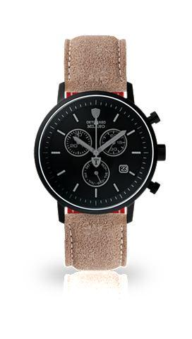 Часы-хронограф »MILANO BLACK BLA...