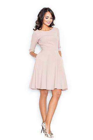 Коктейльное платье в eleganten стиль