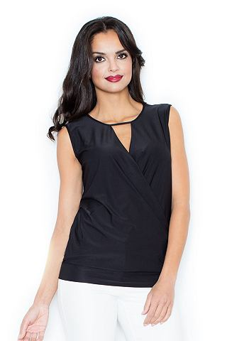 FIGL Блуза в schimmerndem Design