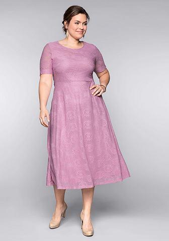 SHEEGO STYLE Кружевное платье