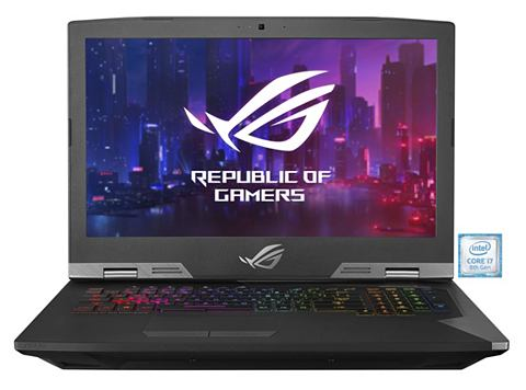 ASUS G703GX-EV101T Игровой ноутбук »4...