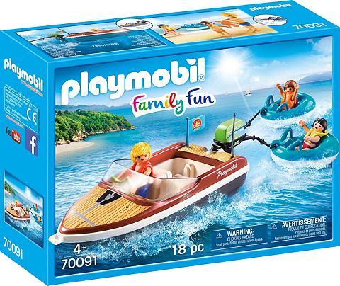 ® спортивная лодка с Fun-Reifen &r...