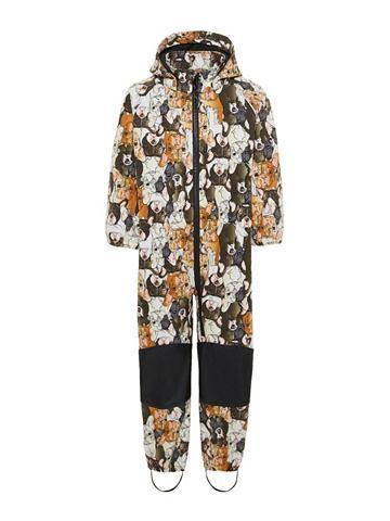 NAME IT Alfa Softshell-Anzug
