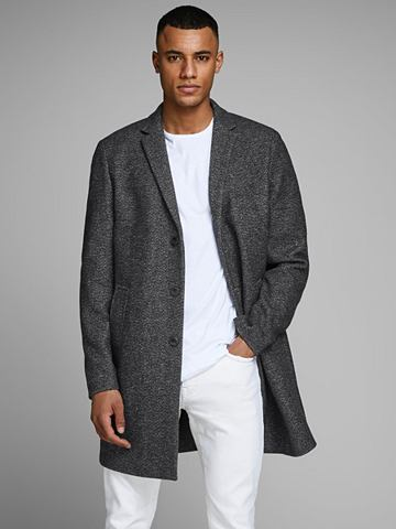 Jack & Jones Wollmischfaser пальто...