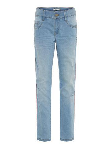 Längsstreifen Regular форма джинс...