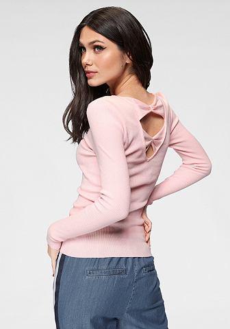 Пуловер с круглым вырезом »NEELA...