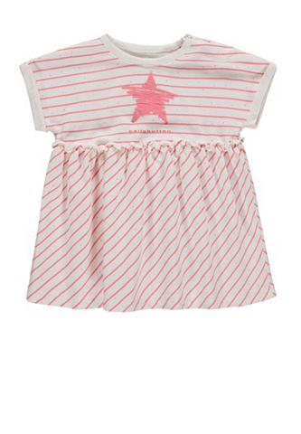 Платье с короткими рукавами »ges...