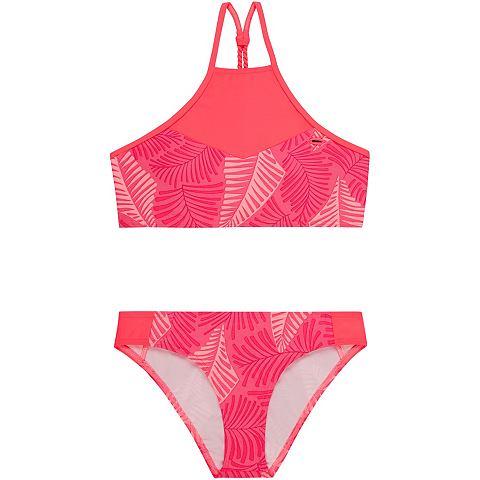 Купальник »High neck bikini&laqu...