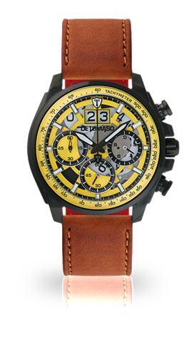 Часы-хронограф »LIVELLO BLACK YE...