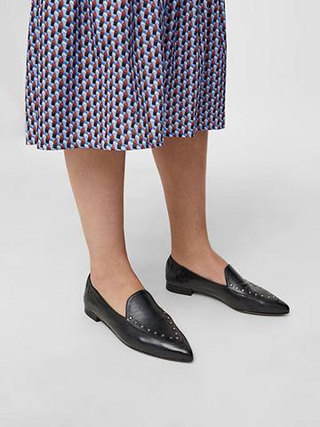 TRACY nietenverzierte кожа туфли