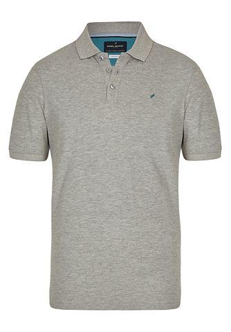 DANIEL HECHTER Basic футболка поло в Modern форма фор...