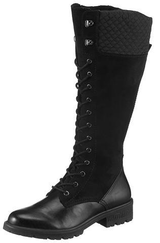 Сапоги со шнуровкой »Zeya«...