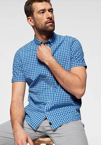 MARC O'POLO Рубашка с короткими рукавами