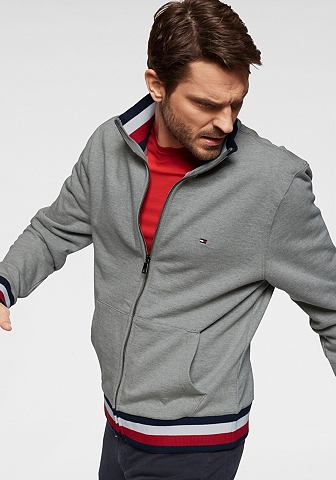 TOMMY HILFIGER Спортивный свитер »GLOBAL TIPPED...