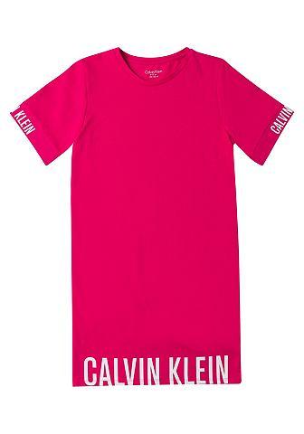 CALVIN KLEIN UNDERWEAR Calvin KLEIN рубашка ночная »INT...
