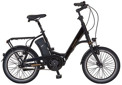 Электрический велосипед »Caravan...