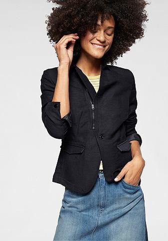 Пиджак короткий »Rimu zip пиджак...