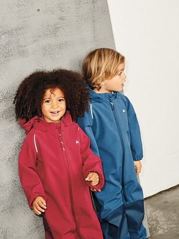 Alfa Magic Softshell-Anzug