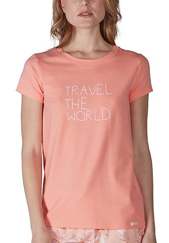Modern Nomad Sleep футболка с короткий...