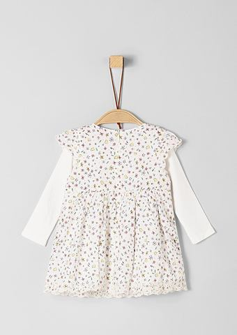 S.OLIVER RED LABEL JUNIOR Праздничное платье в 2-in-1-Look для B...