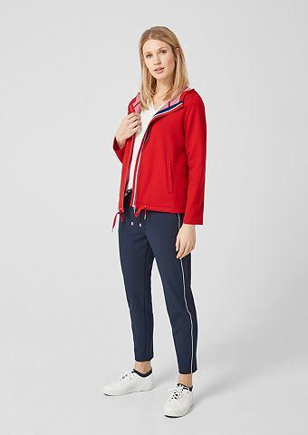 S.OLIVER RED LABEL Спортивный свитер с с кулиской