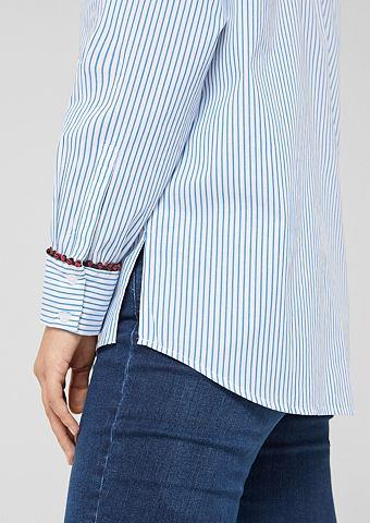 TRIANGLE Полосатый блузка