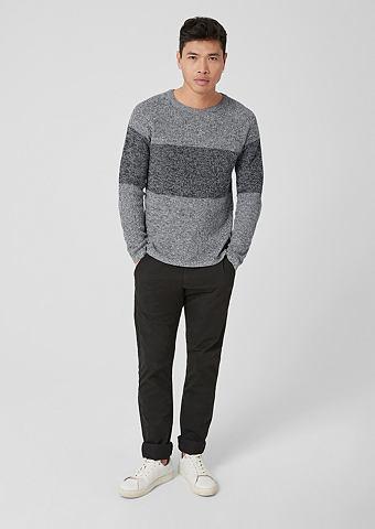 Q/S DESIGNED BY Трикотажный пуловер из Melange-Garn
