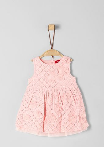 Кружевное платье с Tüll-Blüt...