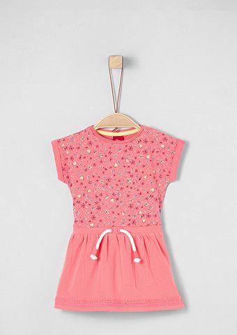 S.OLIVER RED LABEL JUNIOR Платье из джерси с цветов для Babys