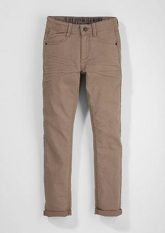 S.OLIVER RED LABEL JUNIOR Облегающий Seattle: брюки стрейч для J...