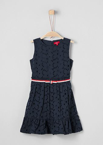 S.OLIVER RED LABEL JUNIOR Элегантный платье из Lochspitze для M&...