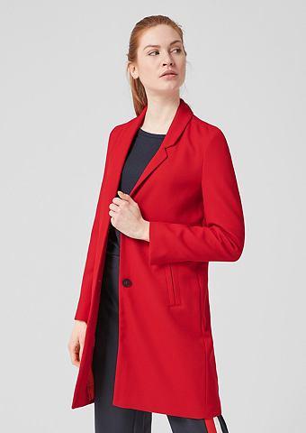 S.OLIVER RED LABEL Пальто с Musterstruktur