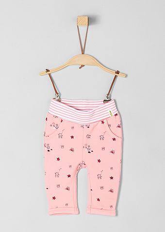 S.OLIVER RED LABEL JUNIOR Для бега брюки с пояс для Babys
