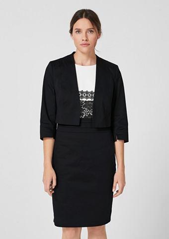 Eleganter пиджак короткий