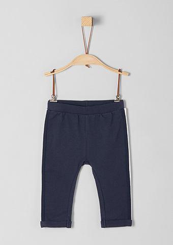 S.OLIVER RED LABEL JUNIOR Деликатный брюки с Streifen для Babys