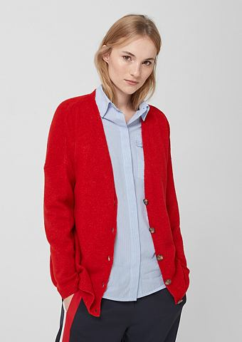 S.OLIVER RED LABEL Кофта трикотажная с Wolle