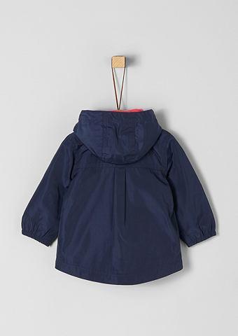 S.OLIVER RED LABEL JUNIOR Нежный пальто с Pompon-Borte для Babys...