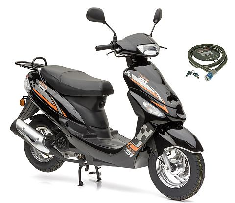 NOVA MOTORS Мотороллер »City Star« 49 ...