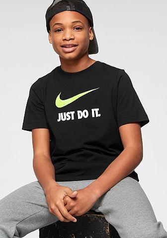 NIKE SPORTSWEAR Футболка »BOYS футболка JUST DO ...