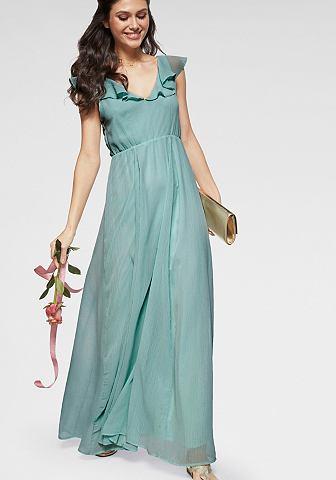 VILA Платье-макси длинное »VIRANNSIL&...
