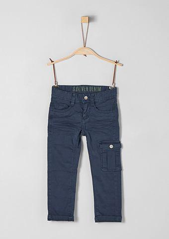 Brad: Strukturierte брюки карго для Ju...