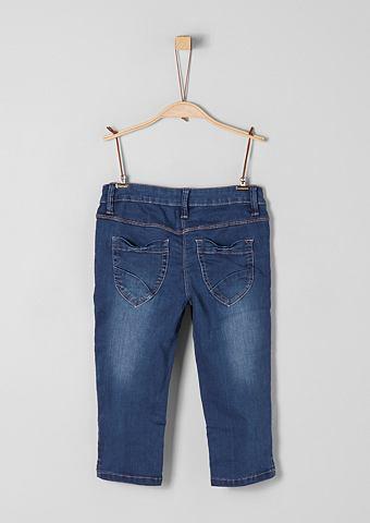 Облегающий Suri: брюки-капри для M&aum...