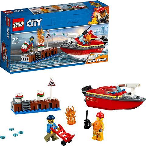 LEGO ® Feuerwehr на Hafen (60213) &raqu...