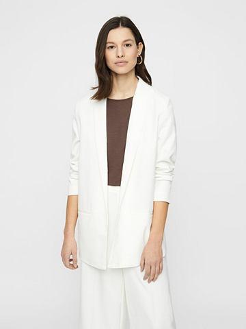 Длинными рукавами пиджак