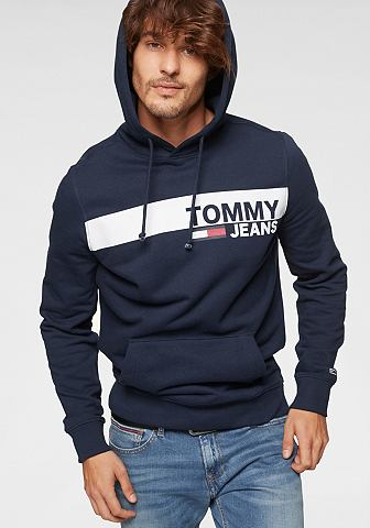 TOMMY JEANS TOMMY джинсы кофта с капюшоном »...