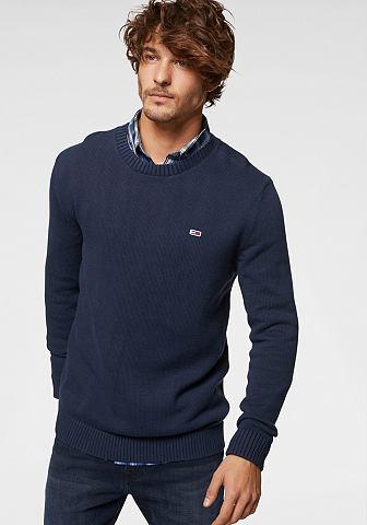 TOMMY JEANS TOMMY джинсы пуловер с круглым вырезом...