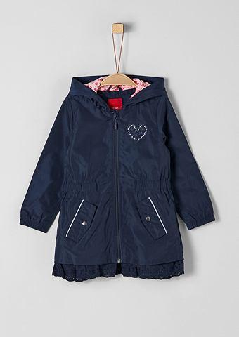 Funktionaler пальто для Mädchen
