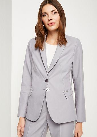 Пиджак с боковой Zierstreifen