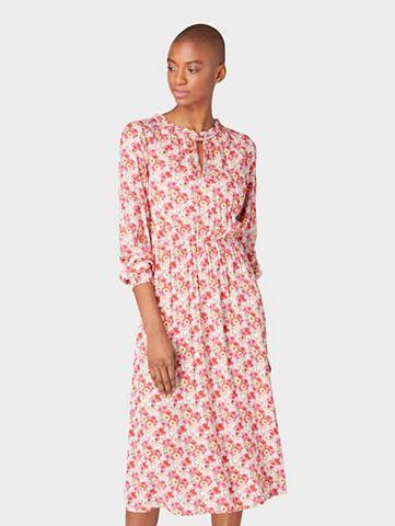 Платье »Midikleid с Blumenmuster...